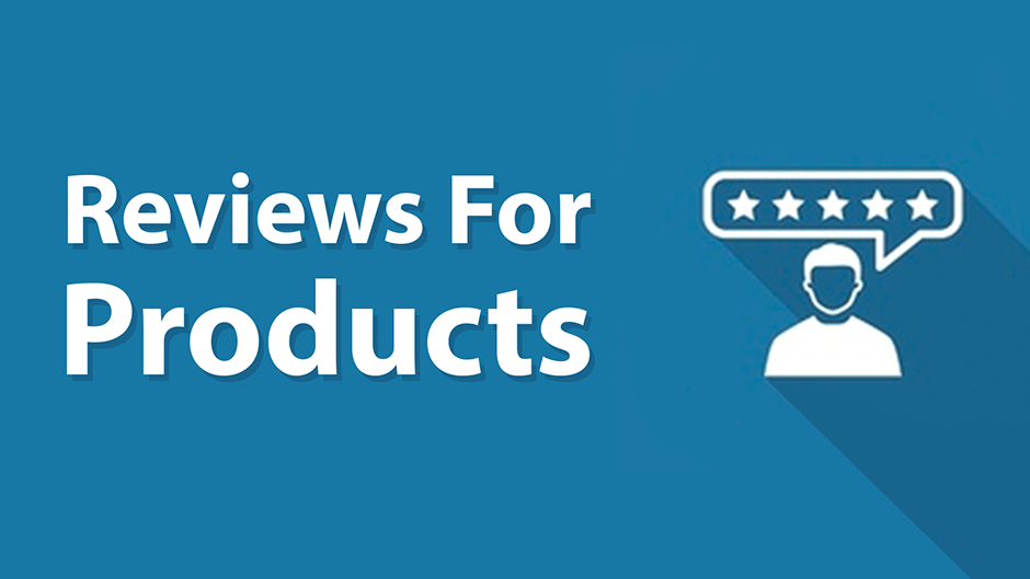 Reviews for Products